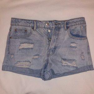 ‼️SALE‼️ NWOT Forever 21 High-Rise Denim Shorts